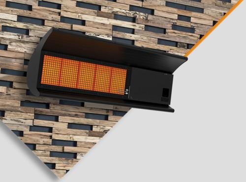 neo dekoratif seramik radyant ısıtıcı doğalgazlı cafe ısıtma sistemleri