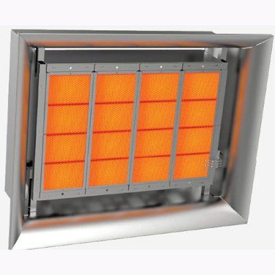 ecod16 seramik radyant ısıtıcı ve fabrika ısıtma sistemleri