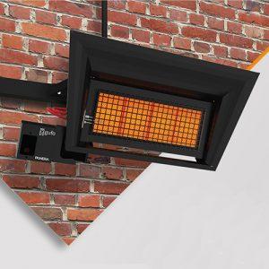 gt4 cafe ısıtma sistemleri doğalgazlı radyant ısıtıcı
