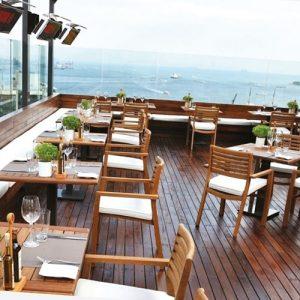 hg seramik radyant ısıtıcı ve açık alan teras ısıtma sistemleri ve balkon ısıtılması